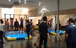 Encuentro de workout