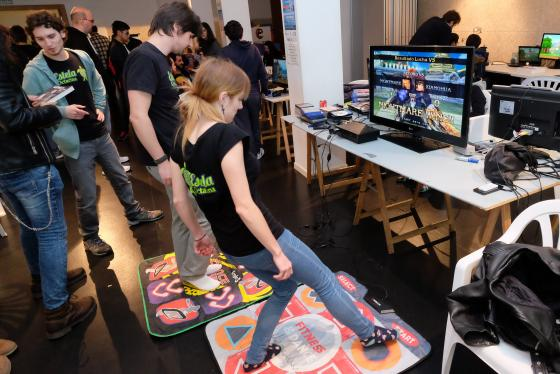 Maratón de videojuegos en II Smart Weekend Santander